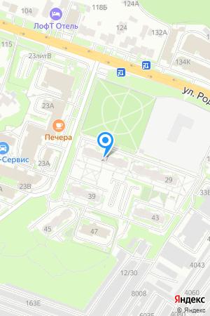 Дом 27 по ул. Родионова, ЖК Маяк на Яндекс.Картах