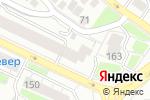 Схема проезда до компании Волга-проект в Боре