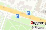 Схема проезда до компании Пятница в Нижнем Новгороде