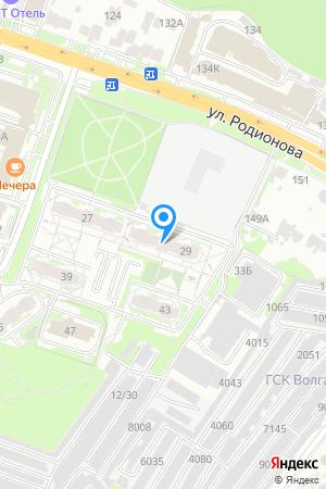 Дом 29 по ул. Родионова, ЖК Маяк на Яндекс.Картах