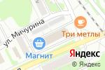Схема проезда до компании ОПЛАТА.РУ в Боре