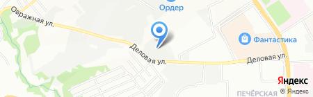 ТеплоСтройМонтаж на карте Нижнего Новгорода