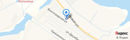Легенда на карте Береславки