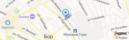 Стройсервис на карте Бора