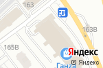 Схема проезда до компании АРГУС в Нижнем Новгороде