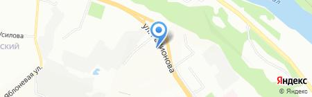 Billa на карте Нижнего Новгорода