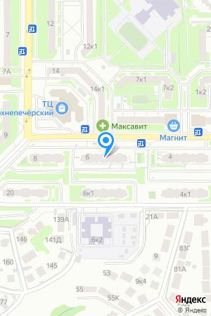 Дом 6 по ул. Богдановича, ЖК Печёрская гряда на Яндекс.Картах