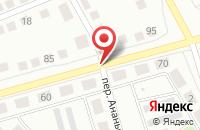 Схема проезда до компании ОКНАСЕРВИС.РФ в Боре