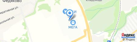 Optima на карте Федяково