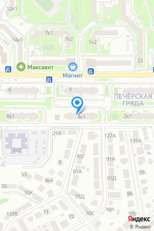 Дом 4 корп.1 по ул. Богдановича, ЖК Печёрская гряда на Яндекс.Картах