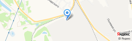 Бор-Спецдеталь на карте Бора