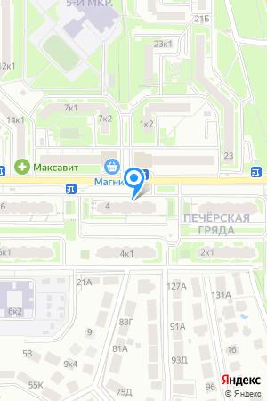 Дом 4 по ул. Богдановича, ЖК Печёрская гряда на Яндекс.Картах