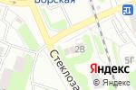 Схема проезда до компании Закусочная в Боре