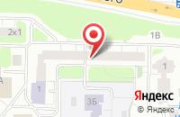 Схема проезда до компании Юдим в Нижнем Новгороде
