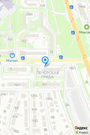 Дом 2/27 по ул. Богдановича, ЖК Печёрская гряда на Яндекс.Картах