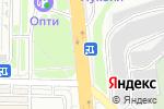 Схема проезда до компании Салон штор Анастасии Пирожковой в Нижнем Новгороде