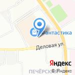 Gloria Jeans на карте Нижнего Новгорода