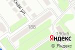 Схема проезда до компании Нектар в Нижнем Новгороде