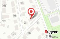 Схема проезда до компании Фирма ОренКлип в Южном Урале