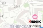 Схема проезда до компании Прикид в Нижнем Новгороде