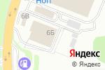 Схема проезда до компании АвтоЭра в Нижнем Новгороде