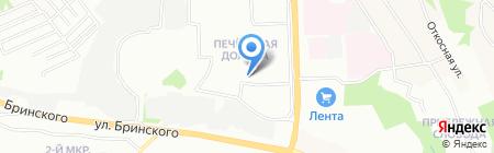 ФорматН на карте Нижнего Новгорода
