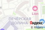 Схема проезда до компании Я могу в Нижнем Новгороде