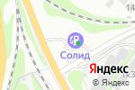Схема проезда до компании ЛУКОЙЛ-Волганефтепродукт в Боре