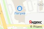 Схема проезда до компании Олеум Нефть в Нижнем Новгороде