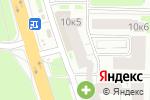 Схема проезда до компании Exist.ru в Нижнем Новгороде