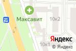 Схема проезда до компании Класс в Нижнем Новгороде
