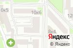 Схема проезда до компании Ларс в Нижнем Новгороде