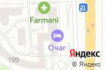 Схема проезда до компании КЛАДОВАЯ ЗДОРОВЬЯ в Нижнем Новгороде