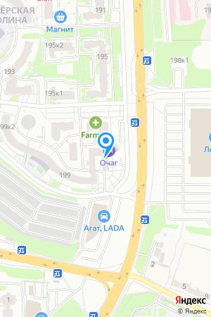 Дом 199 корп.3 по ул. Родионова, ЖК Зеркало на Яндекс.Картах