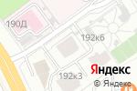 Схема проезда до компании КМ МЕГАПОЛИС в Нижнем Новгороде