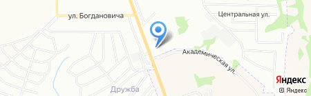 АВМ-Принт на карте Нижнего Новгорода