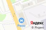 Схема проезда до компании Волго-Вятская Ассоциация франчайзинга в Нижнем Новгороде