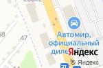 Схема проезда до компании Рус-Пласт в Нижнем Новгороде