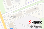 Схема проезда до компании ТЭМС в Афонино