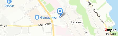 Ресет на карте Нижнего Новгорода