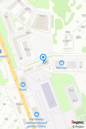 Дом 2 по ул. Академическая, ЖК Новопечерский на Яндекс.Картах