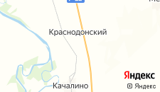 Отели города Кузнецов на карте