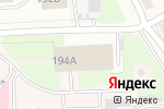 Схема проезда до компании F!TSERVICE в Нижнем Новгороде