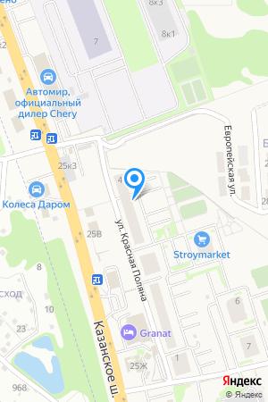 Дом 1 (по генплану), ЖК Красная поляна на Яндекс.Картах