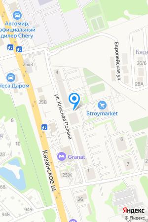 Дом 2 (по генплану), ЖК Красная поляна на Яндекс.Картах