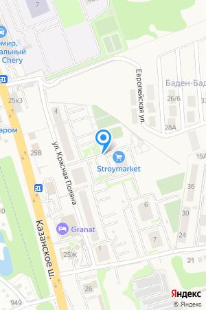 Дом 6 (по генплану), ЖК Красная поляна на Яндекс.Картах