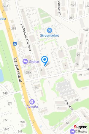 Дом 8 (по генплану), ЖК Красная поляна на Яндекс.Картах