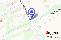 Схема проезда до компании ЖЕНСКАЯ КОНСУЛЬТАЦИЯ в Дальнем Константиново