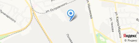АрболитДомСтрой на карте Бора