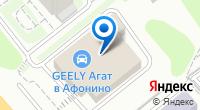 Компания Infiniti АГАТ-Премиум на карте